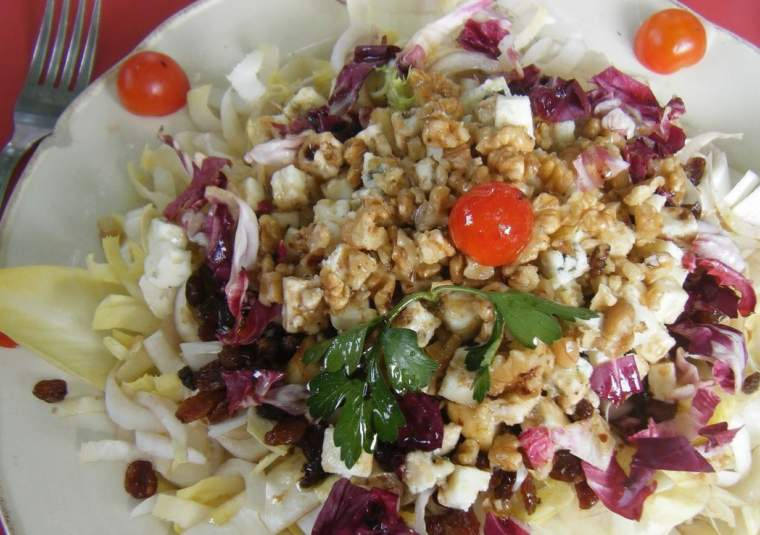 Salad x webpage
