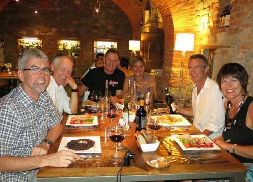 Vespa tour tuscany